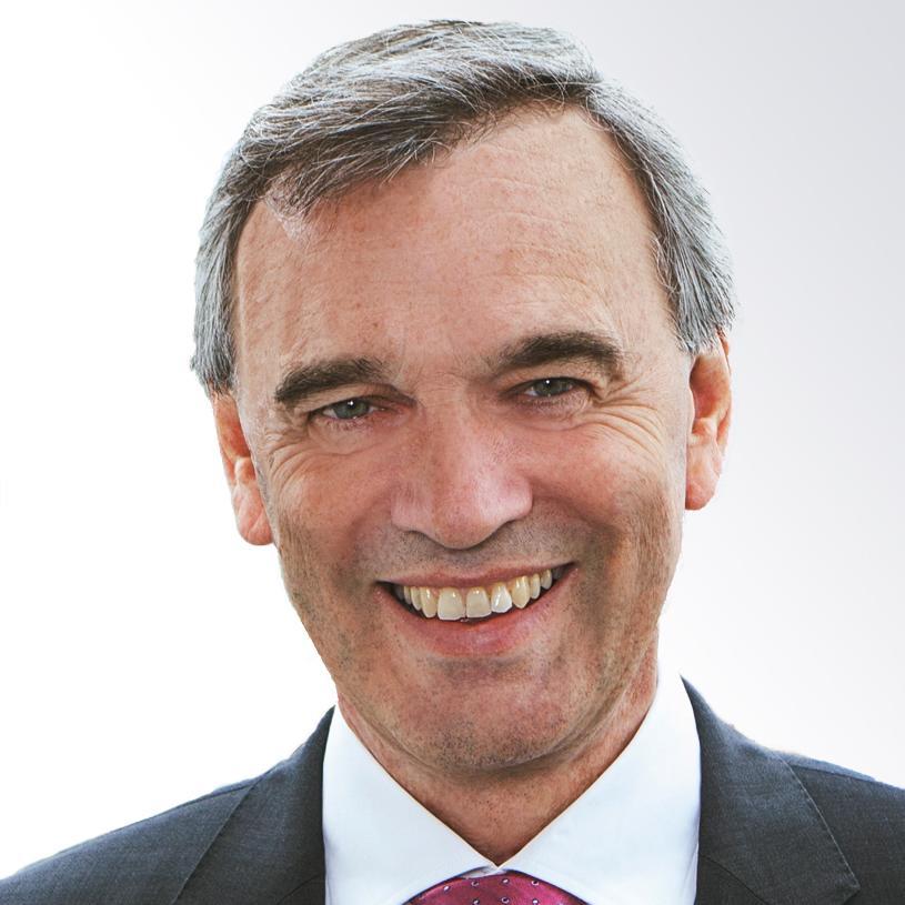 Dipl.-Ing. Peter Frankenbach, Sprecher des Vorstands