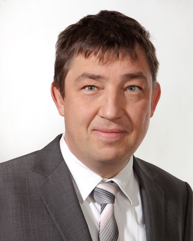 Dr.-Ing. Johannes Stelter, Senior Manager Business Development & Sales Strategy Anlagenautomation