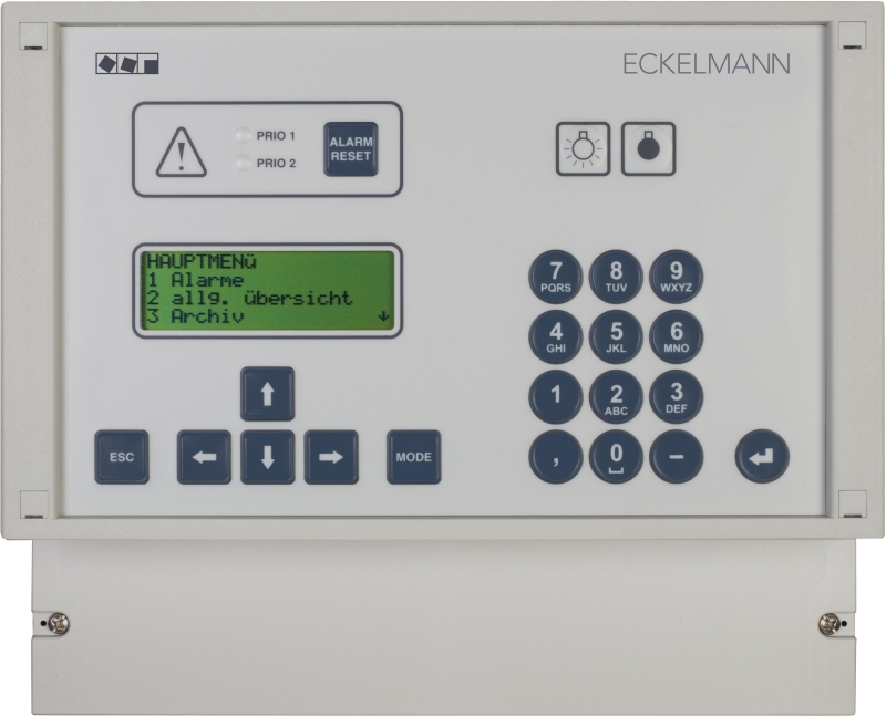 AL 300 W operator terminal for wall mounting