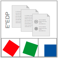 E°EDP Logo