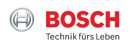Bosch Logo - Technik fürs Leben