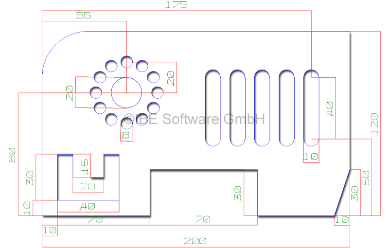 2D-CAD Modul