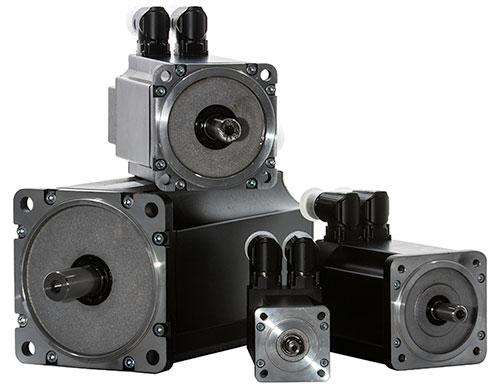 E°Motoren: Beispiele aus der Reihe der E° SL Motoren