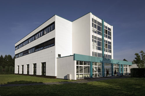 Premises of Ferrocontrol Steuerungssysteme GmbH & Co. KG, Herford