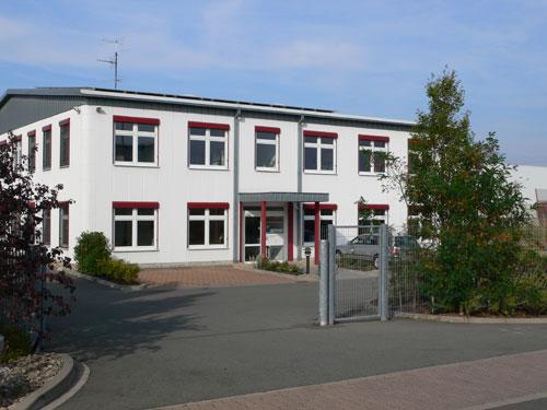 Gebäude Rex Automatisierungstechnik GmbH, Erfurt